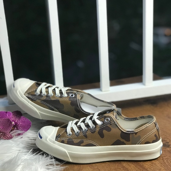 bf5c09dcabf36c NWT Converse JP Signature OX Sand Dune W AUTHENTIC